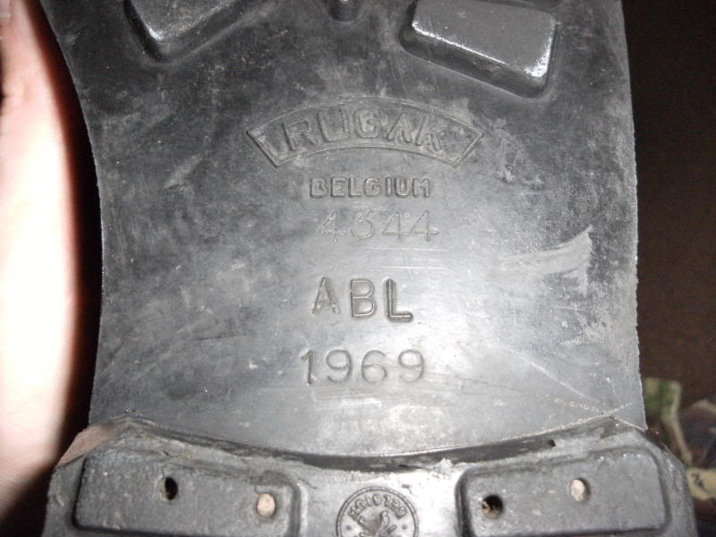 1969 Dated Combat Boots. Ff6abbc9