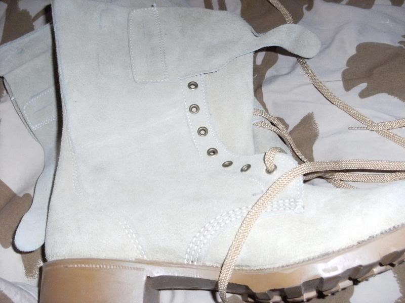 British Desert Boots-Double Buckle.Never seen this type before. DSCF0003_zps137b7ee0