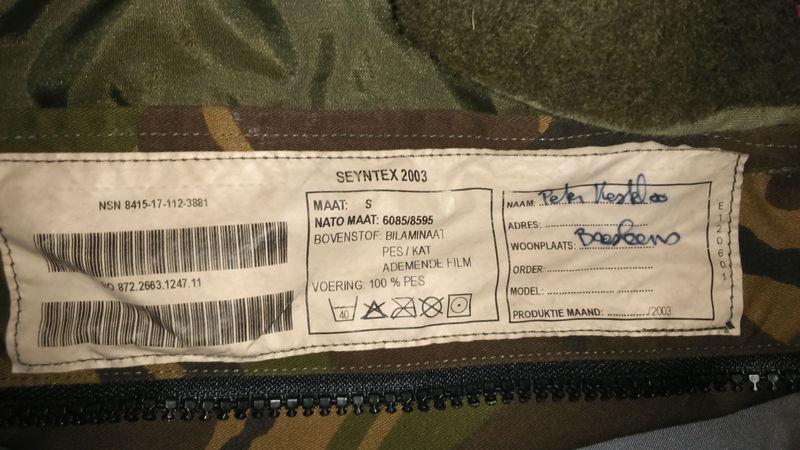Bilaminaat DPM Waist Length Jacket with zip in fleece lining and collar-tankers?? Dutch%20tankers%20004_zpso1oartpk