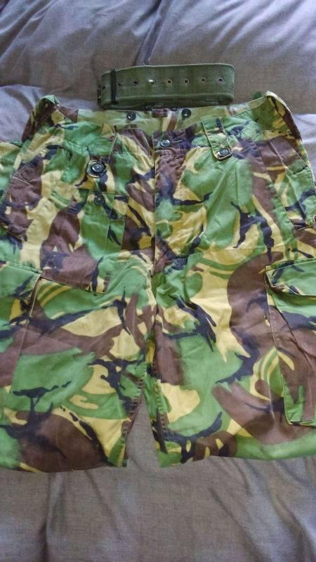 Small Job Lot Granby gear ex RE including SIZE 5 DPM Arctic Trousers. Gulf%20job%20lotblack%20german%20flak%20006_zps7tztcmwt