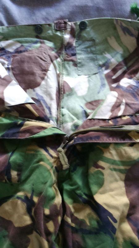 Small Job Lot Granby gear ex RE including SIZE 5 DPM Arctic Trousers. Gulf%20job%20lotblack%20german%20flak%20007_zpscmqustna