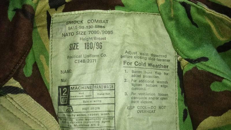 Small Job Lot Granby gear ex RE including SIZE 5 DPM Arctic Trousers. Gulf%20job%20lotblack%20german%20flak%20009_zps3xgdfg0k