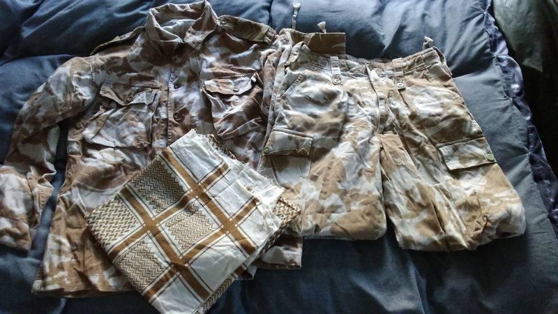Small Job Lot Granby gear ex RE including SIZE 5 DPM Arctic Trousers. Gulf%20job%20lotblack%20german%20flak%20011_zpscpskluvl