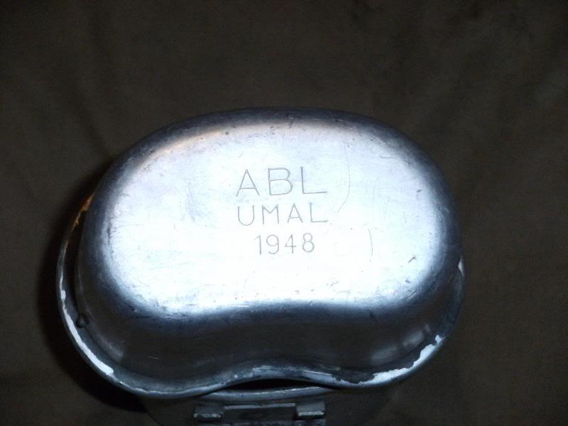 2 US M1910/37 Patt Canteen Carriers+1948 Dated Canteen+Mug. DSCF0017_zps7dcebf60