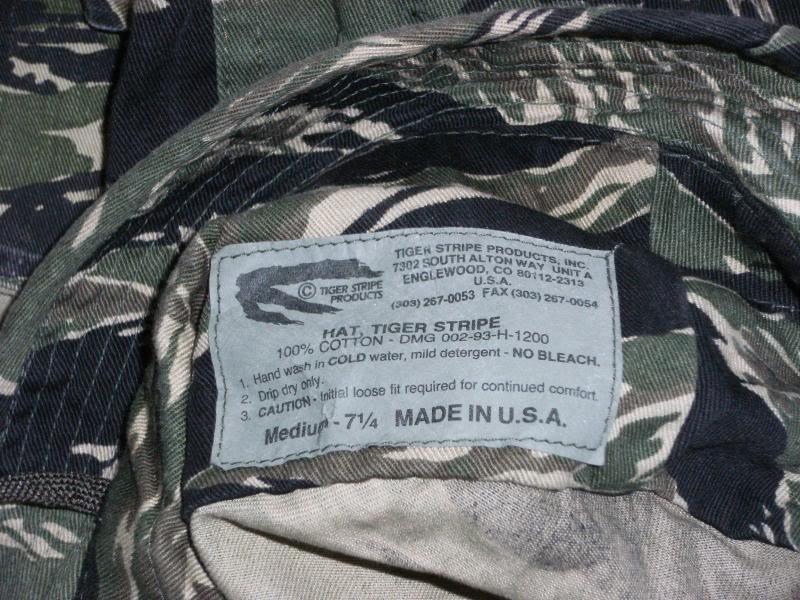 Tiger Stripe Industries Inc Vietnam John Wayne Style shirt,jkt and short brimmed boonie. DSCF0007_zpscac58282