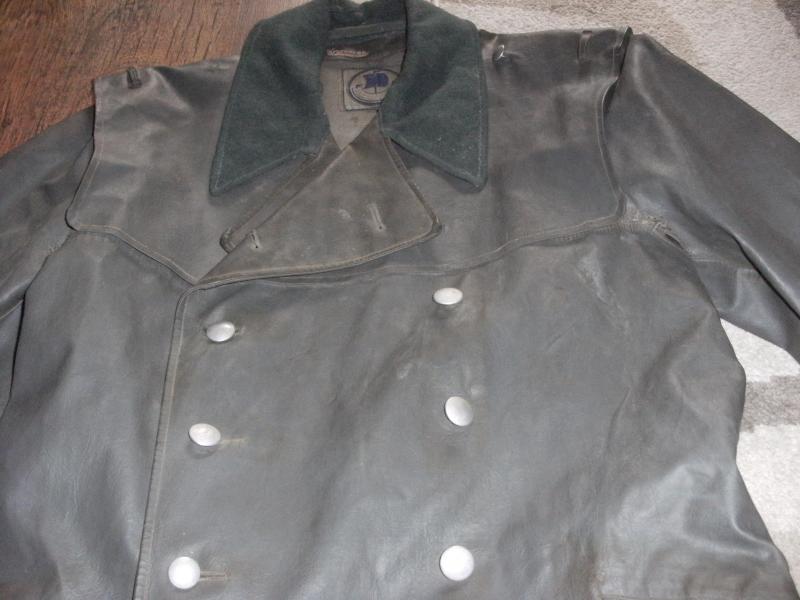 Officers Rubberised Greatcoat/Kradmantel Type Jacket. DSCF0002_zpsctk7da0q