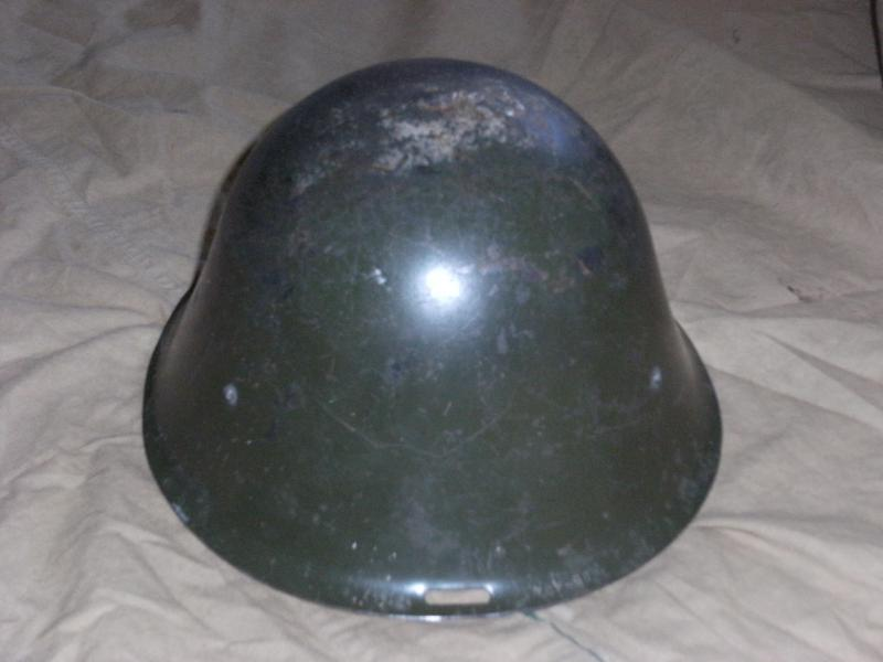 Romanian made helmet issued to Afgahn National Army. DSCF0004_zpsf491d18d
