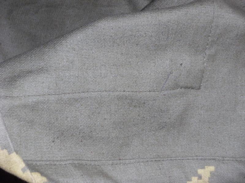 Cammo Parade Jacket with insignia,lanyard etc.  DSCF0005_zps06ea2d65