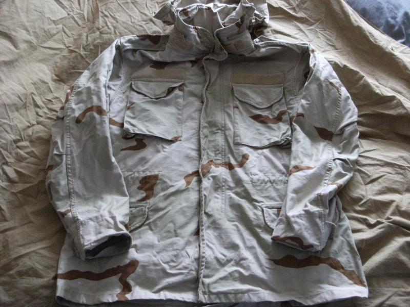 3 Colour Desert M65 Jacket. DSCF0006_zps6e84e364