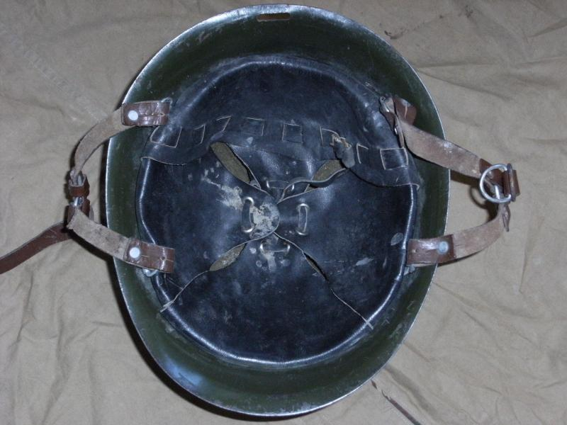 Romanian made helmet issued to Afgahn National Army. DSCF0007_zpsf860a38e