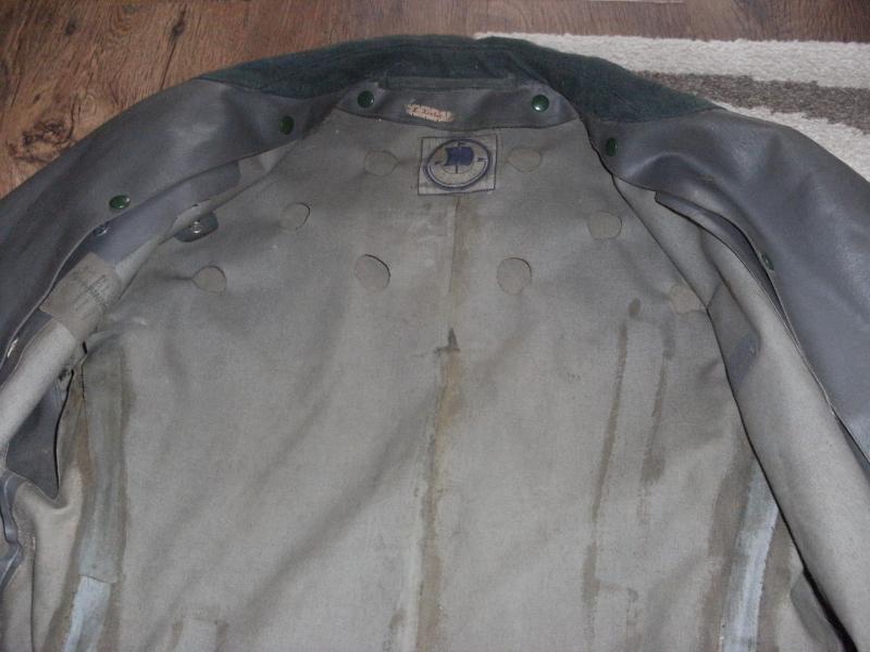 Officers Rubberised Greatcoat/Kradmantel Type Jacket. DSCF0007_zpswezwlnk0