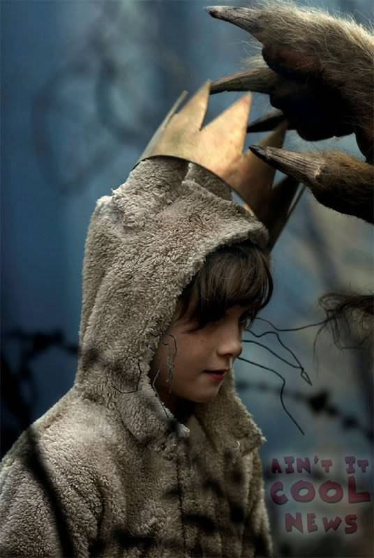 Where The Wild Things Are - pictures Wherethewildthingsare4