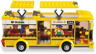 I have finally started - BCC Bus 7641Bus