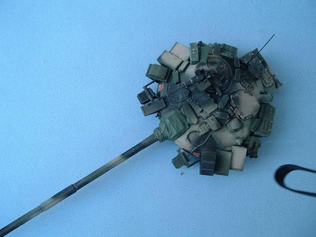 renseignements T-90S MBT T-90S-Tourelledessus