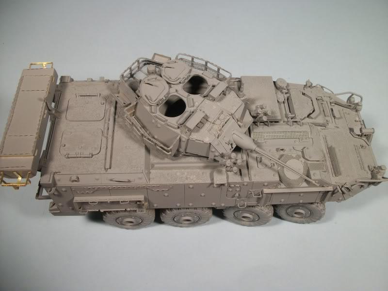 LAV - III avec PE et roues en resine de chez ET Model - Page 2 100_1753