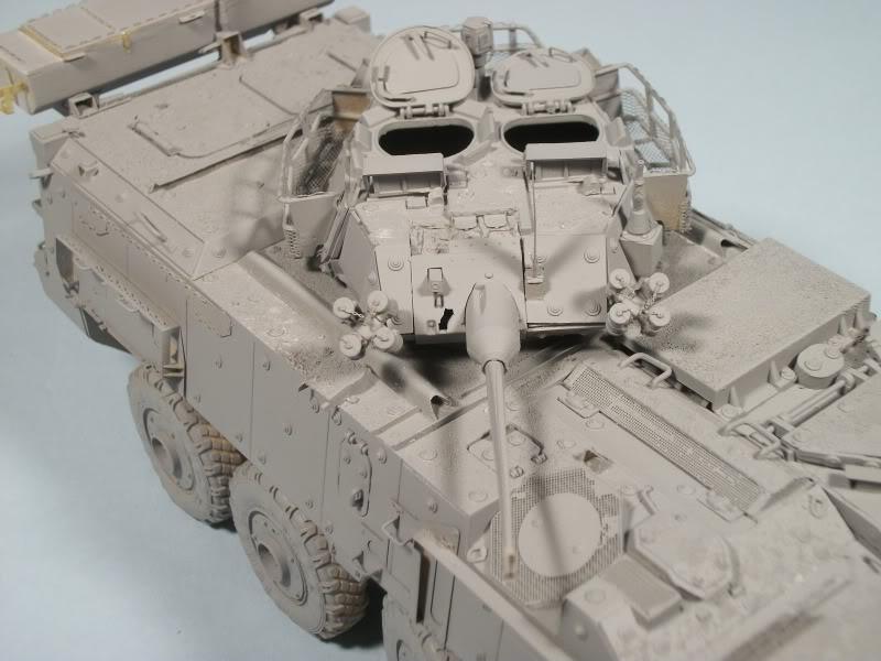 LAV - III avec PE et roues en resine de chez ET Model - Page 2 100_1758