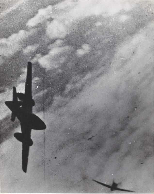 Cazas y ases de la segunda guerra mundial . Me262Prop