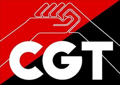 Rojo y Negro (CGT) LogoCGT