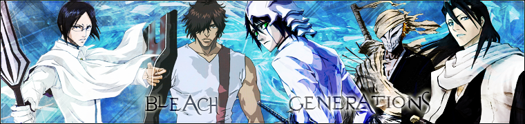 Bleach Generation