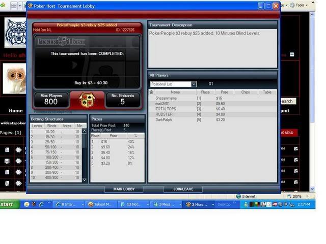 PokerHost Buyin Invite ... ty! PokerHost10-27-1