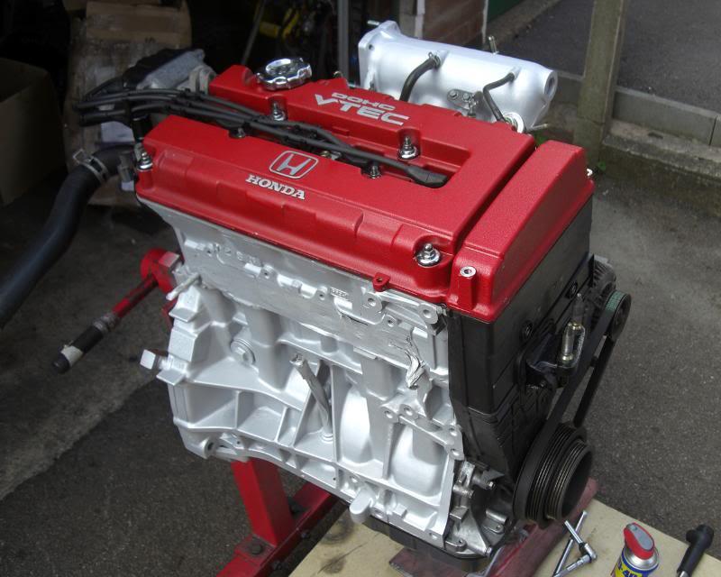 My EK3. Engine1