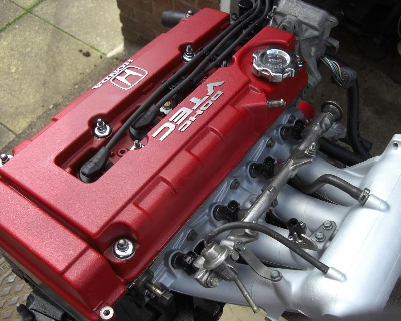 My EK3. Engine2