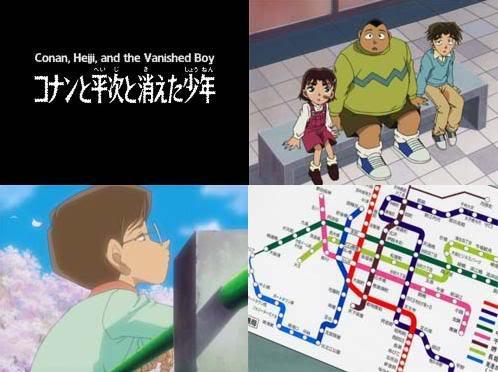 [LINK DIE] OVA 3: Conan, Heiji và Cậu bé mất tích Ova3