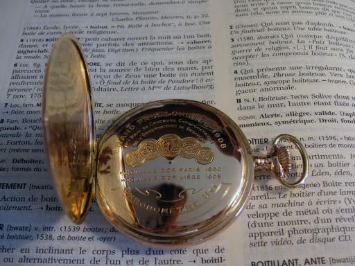 Chronomètrie et marques américaines.... Boitier4