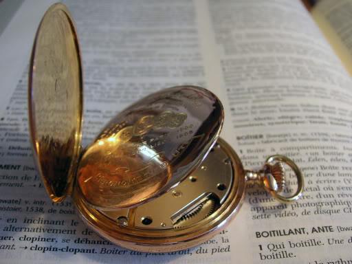 Goussets vintage en or - besoin d'avis! Boitier5