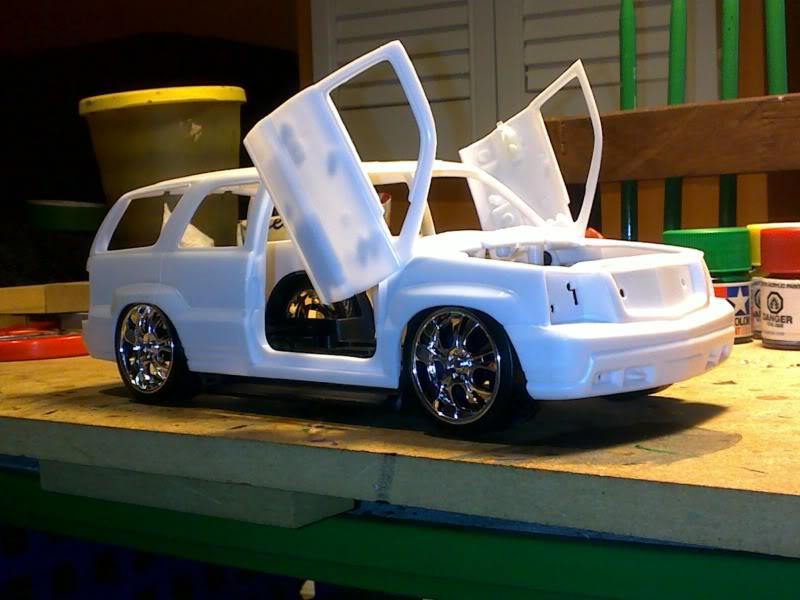 Cadillac Escalade 2003 Dub Edition 02062011716