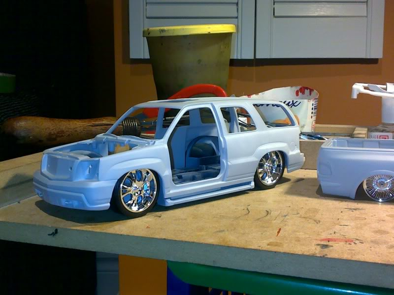 Cadillac Escalade 2003 Dub Edition 03062011729