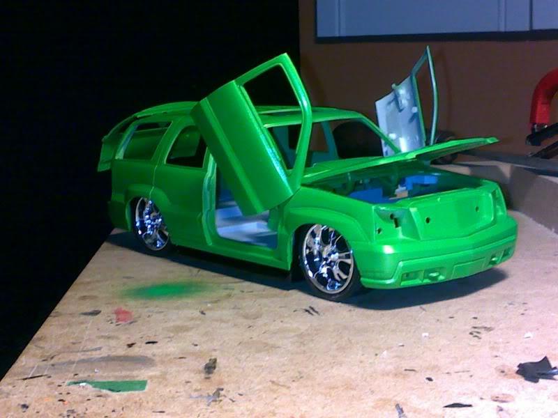 Cadillac Escalade 2003 Dub Edition 05062011732