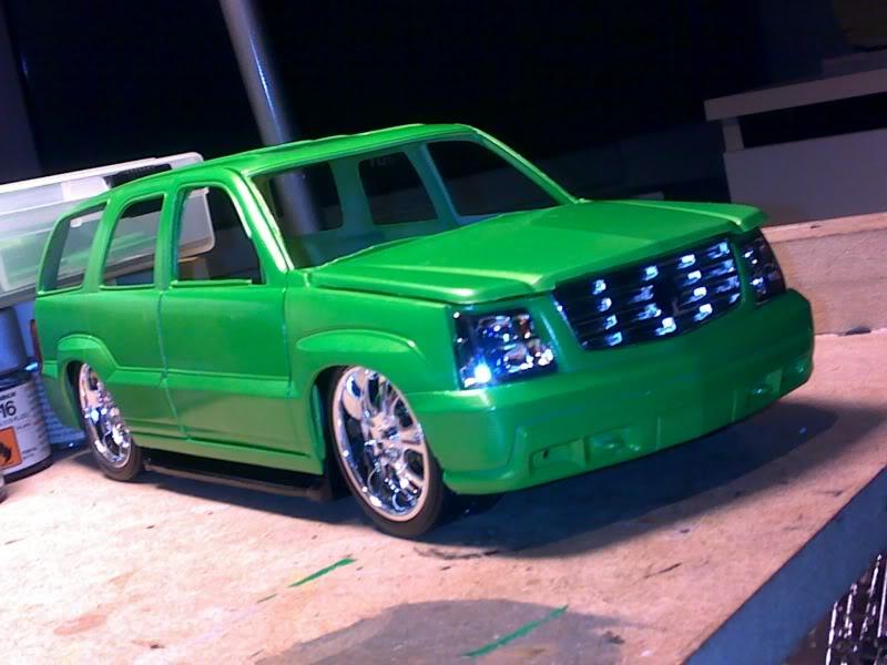 Cadillac Escalade 2003 Dub Edition 09062011741