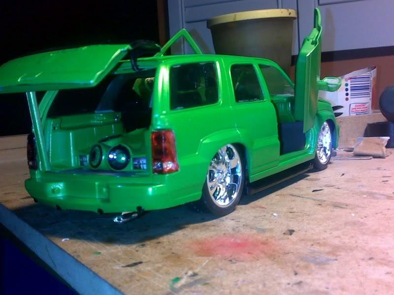 Cadillac Escalade 2003 Dub Edition 12072011766