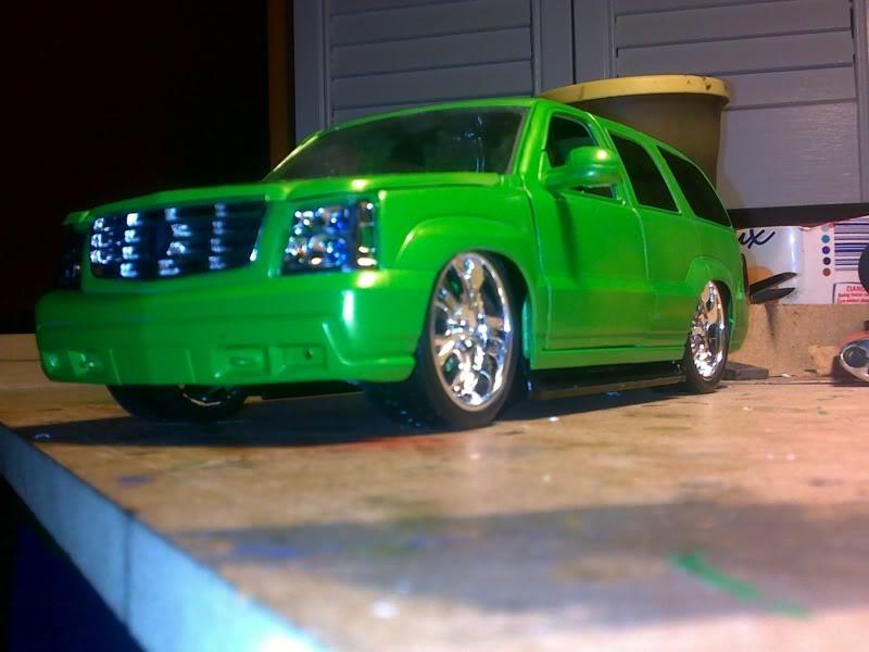 Cadillac Escalade 2003 Dub Edition 12072011771