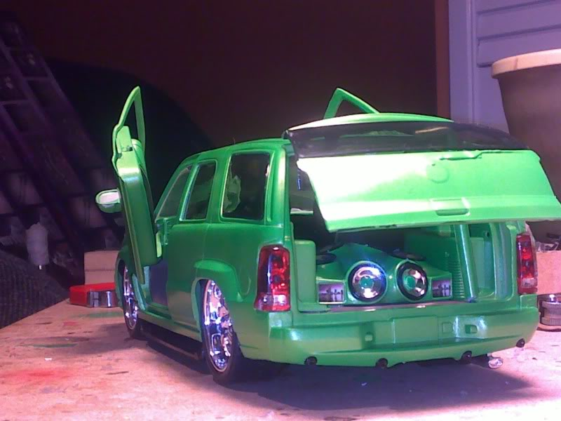 Cadillac Escalade 2003 Dub Edition 14072011778