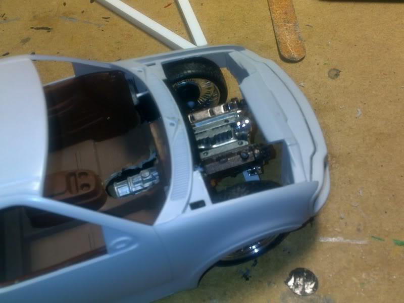 F-150 4x4 Chassis/Suspension/Bodywork CUSTOM Apercucabineavecplancher