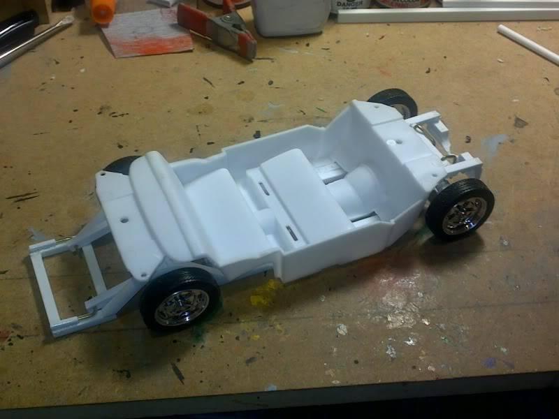 '57 Chevy Bel Air ... Custom ;-) Apercuchassisintcarosserie4