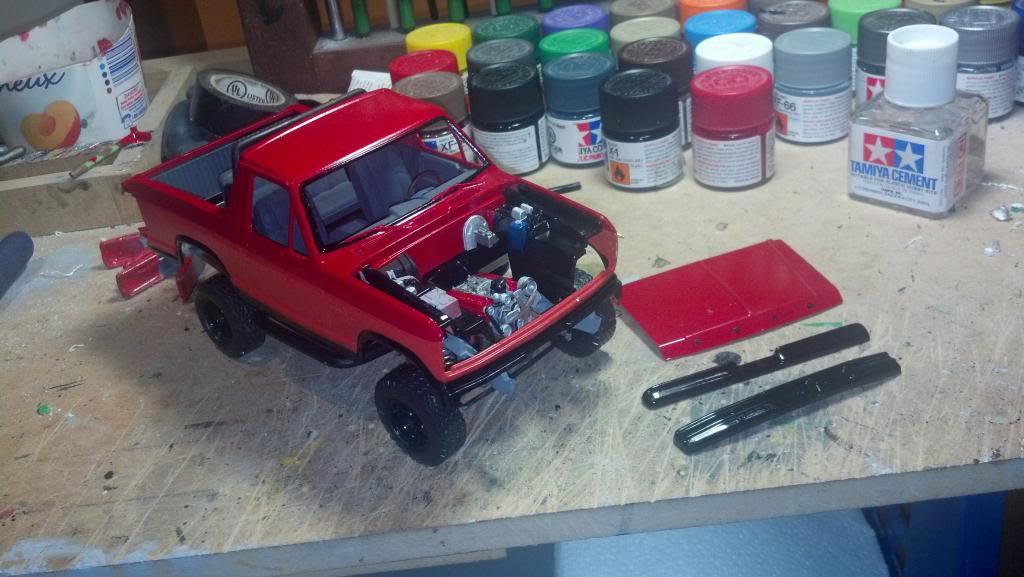 1980 Ford Bronco 4x4 OffRoad ...CUSTOM Apercutravaux1_zps0c5a9a21
