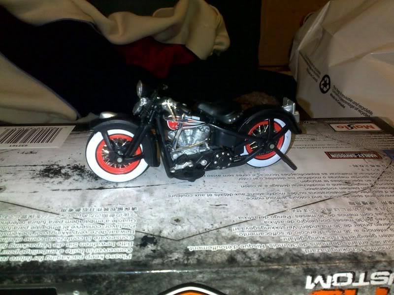 Fourty Eight Ford Harley Davidson Custom BrandNew3