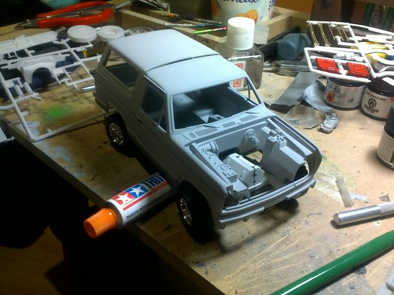1980 Ford Bronco 4x4 OffRoad ...CUSTOM DbutProjet2