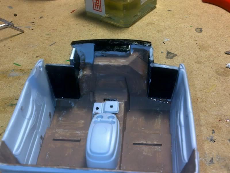 F-150 4x4 Chassis/Suspension/Bodywork CUSTOM Fabricationnewfirewall
