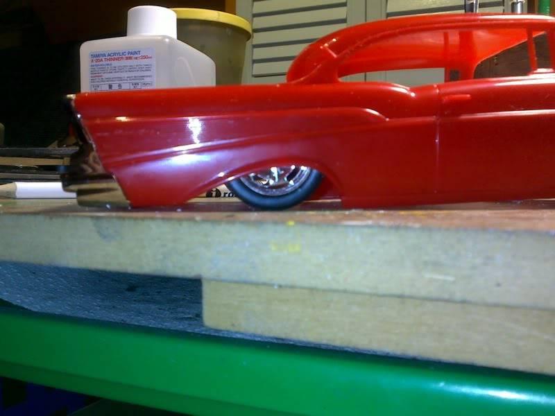 '57 Chevy Bel Air ... Custom ;-) Planificationdehauteur3
