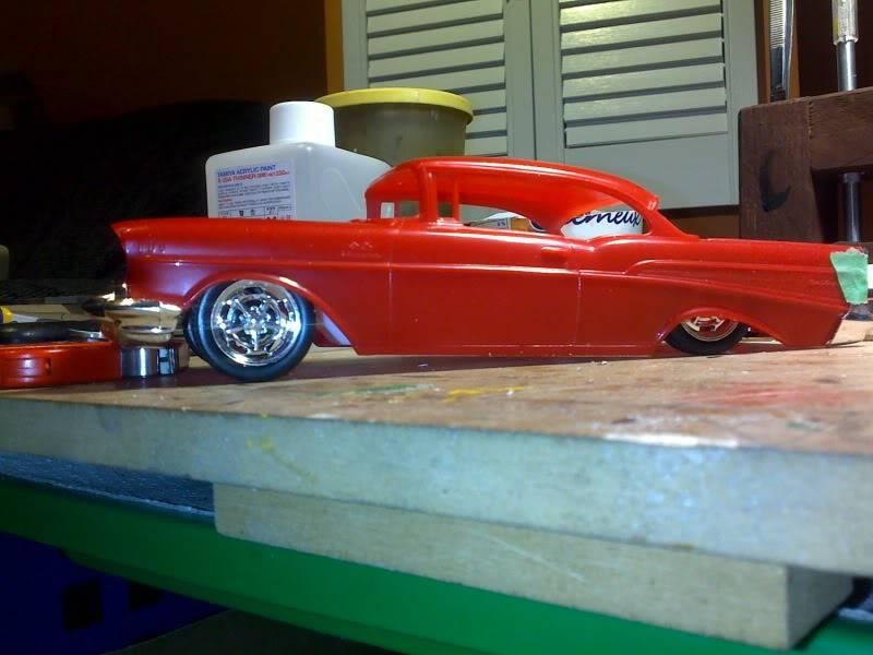 '57 Chevy Bel Air ... Custom ;-) Planificationdehauteur4