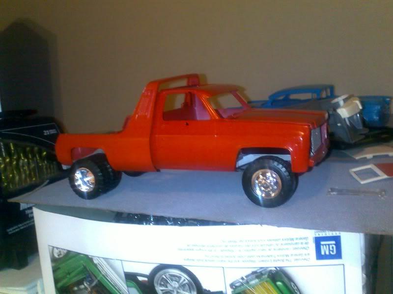 '77 GMC Wrecker Truck Previewcolor