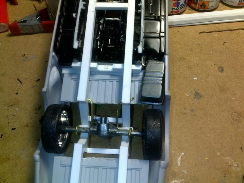 F-150 4x4 Chassis/Suspension/Bodywork CUSTOM - Page 2 Tankagazcoup