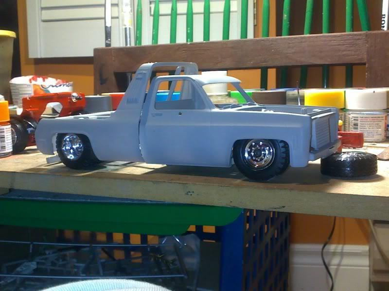 '77 GMC Wrecker Truck Apercucarrosseriedroppe2