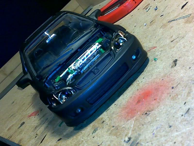 Honda civic EK 96-00 HB Front