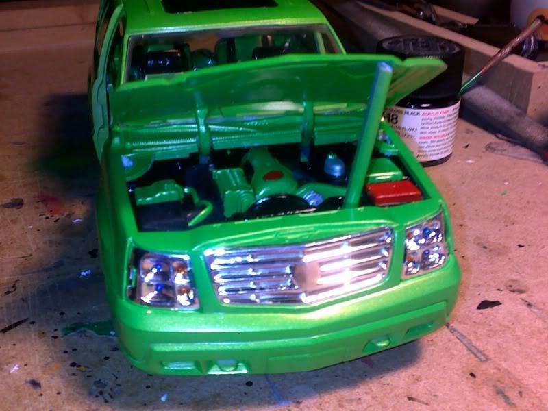 Cadillac Escalade 2003 Dub Edition Souslecapot