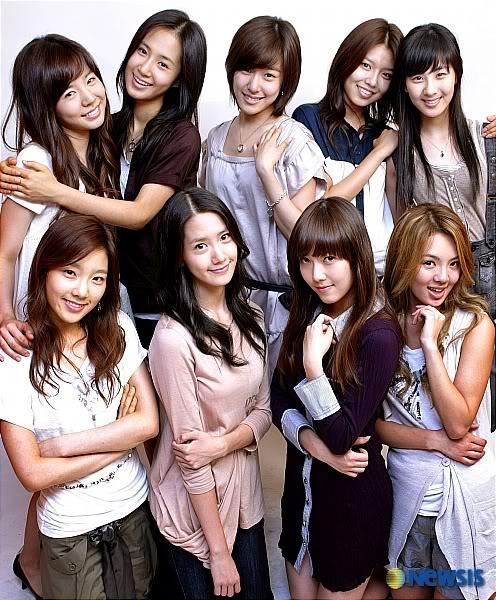 Giới thiệu về nhóm nhạc SNSD(So Nyuh Shi Dae)-Girl's Generation Snsd-group-3